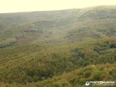Parque Natural Saja-Besaya y Valderredible (Monte Hijedo) puente senderismo senderismo puente mayo